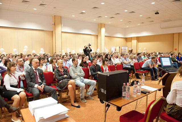 Конференция АТОЛ в Ярославле