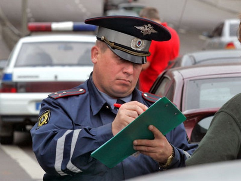 Штрафы за тахографы