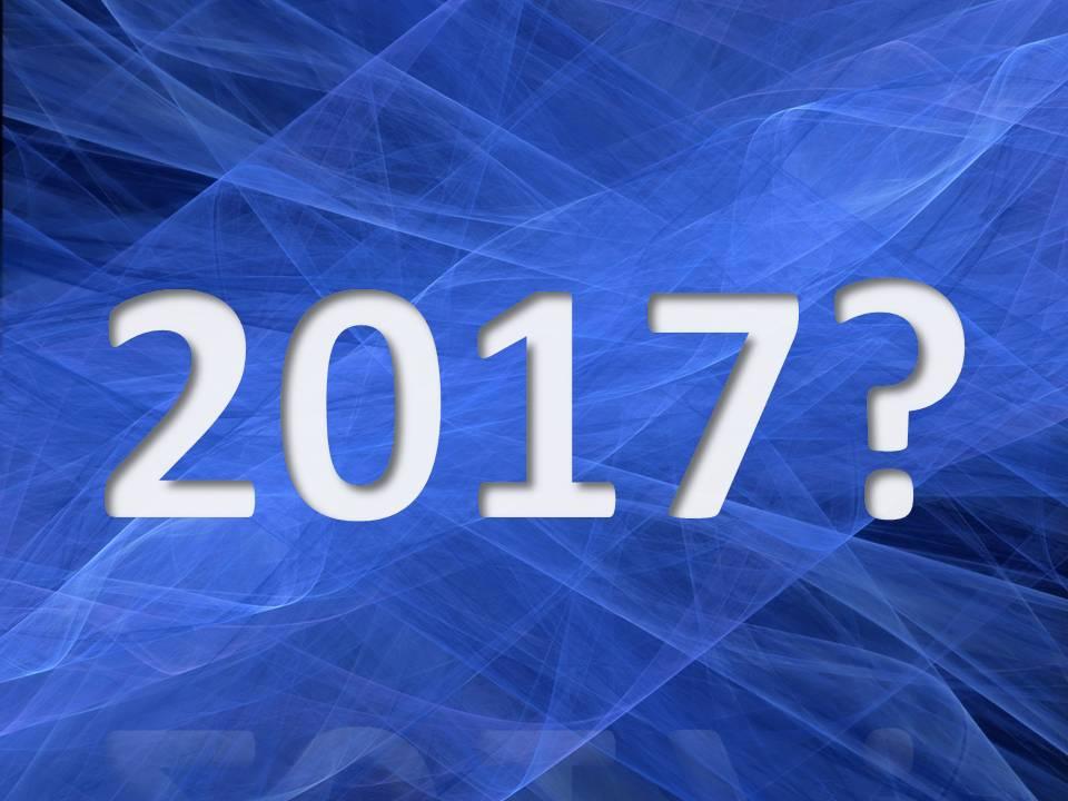 Что нас ждет в 2017 году новое