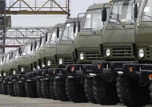 Ввод в эксплуатацию системы «Управление транспортом» Министерства обороны РФ.