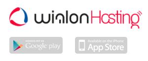 Приложение Wialon доступен в App Store и Google Play.
