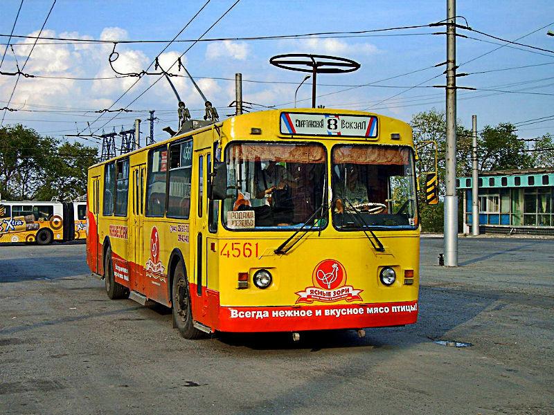 Тахограф на троллейбус или трамвай