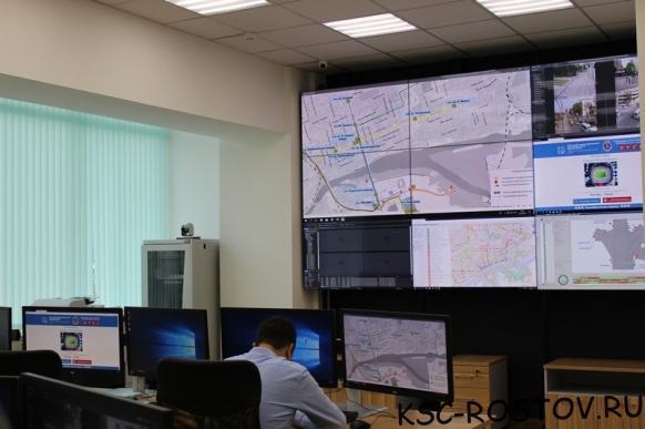 Транспортная дирекция ГЛОНАСС 2018
